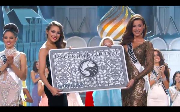 Trương Thị May tự tin tỏa sáng vòng Bán kết Miss Universe 2013 13