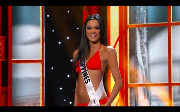 Trương Thị May tự tin tỏa sáng vòng Bán kết Miss Universe 2013 28
