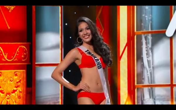 Trương Thị May tự tin tỏa sáng vòng Bán kết Miss Universe 2013 30