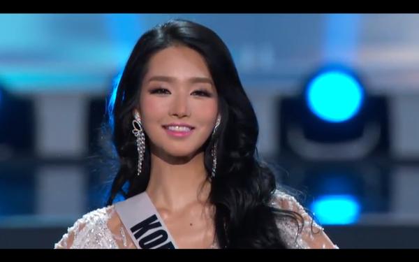 Trương Thị May tự tin tỏa sáng vòng Bán kết Miss Universe 2013 15