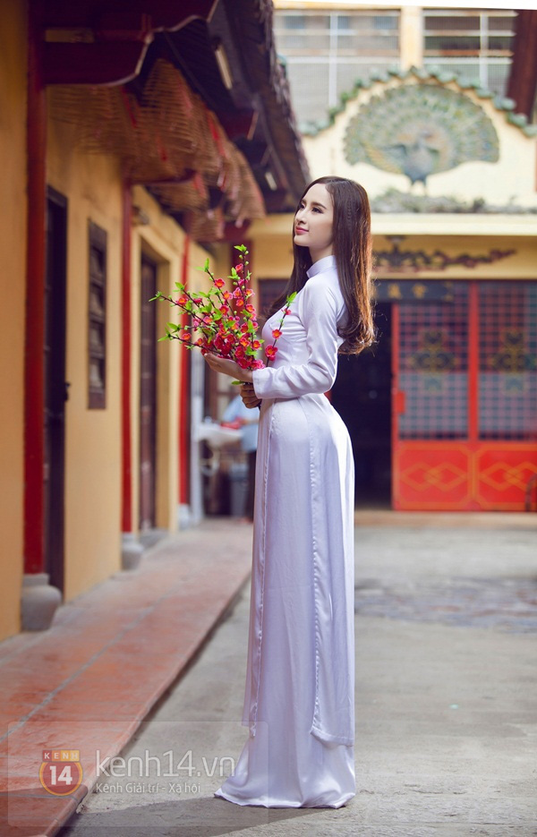 """Angela Phương Trinh: Tôi quá hấp tấp rời bỏ hình ảnh """"Người mẹ nhí"""" 9"""