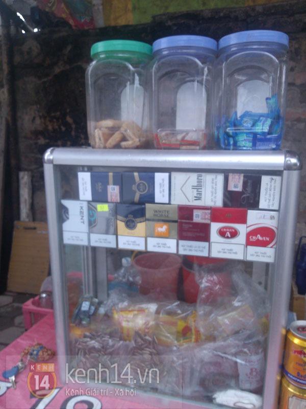 Người bán trà đá ngỡ ngàng vì muốn bán thuốc lá phải có giấy phép 5