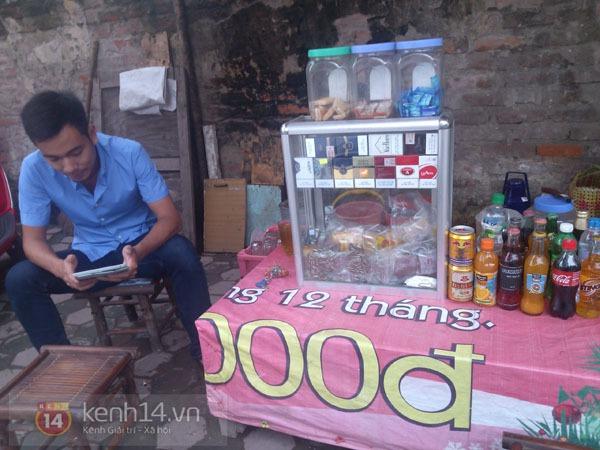 Người bán trà đá ngỡ ngàng vì muốn bán thuốc lá phải có giấy phép 3