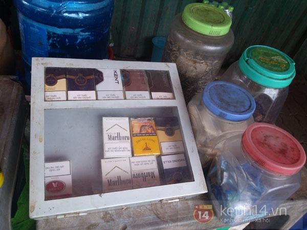 Người bán trà đá ngỡ ngàng vì muốn bán thuốc lá phải có giấy phép 2