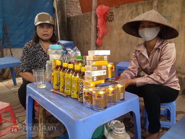 Người bán trà đá ngỡ ngàng vì muốn bán thuốc lá phải có giấy phép 1