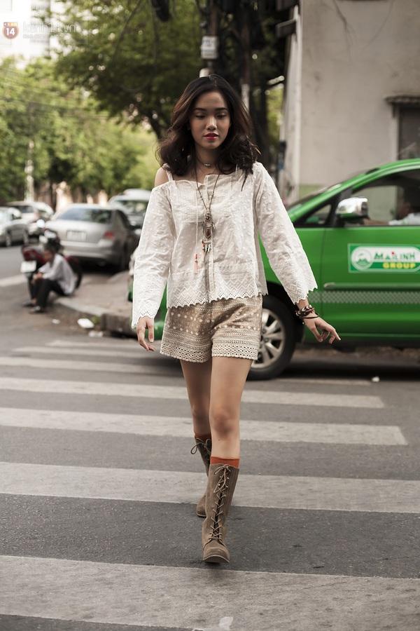 Street style giới trẻ tuần qua: Hà Nội cá tính, Sài Gòn điệu đà 10