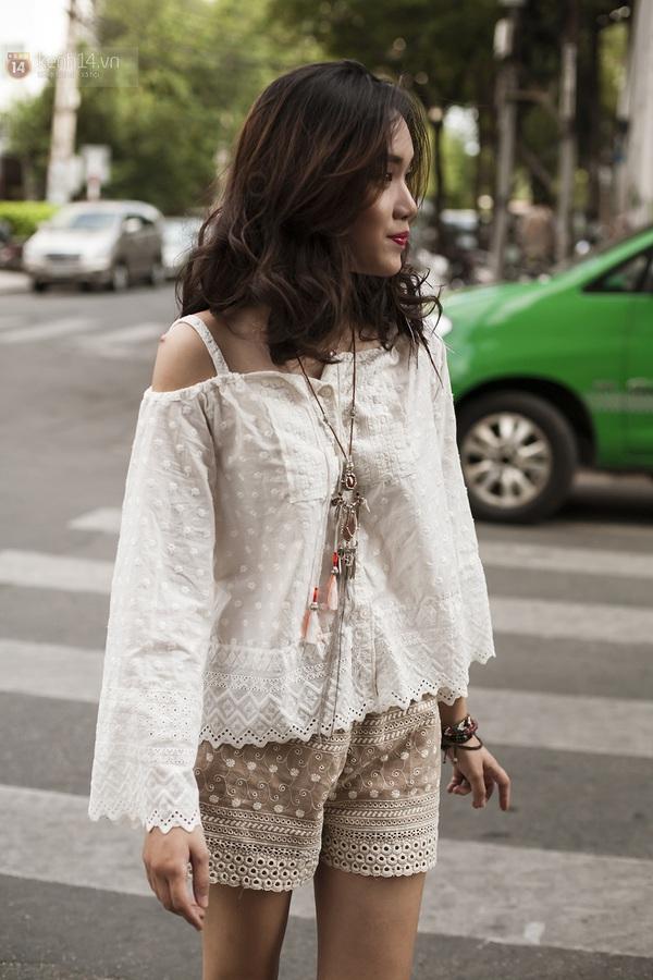 Street style giới trẻ tuần qua: Hà Nội cá tính, Sài Gòn điệu đà 11