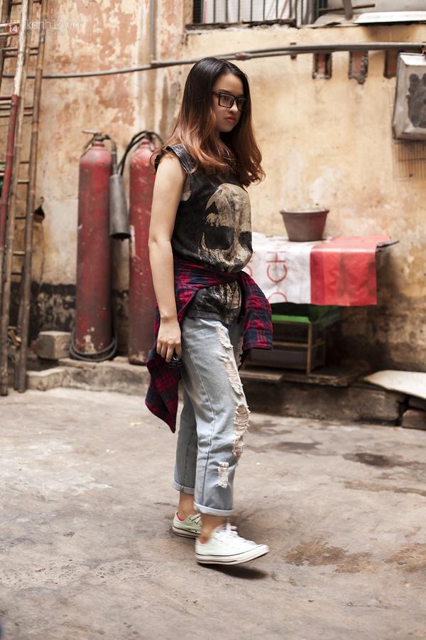 Street style giới trẻ tuần qua: Hà Nội cá tính, Sài Gòn điệu đà 14