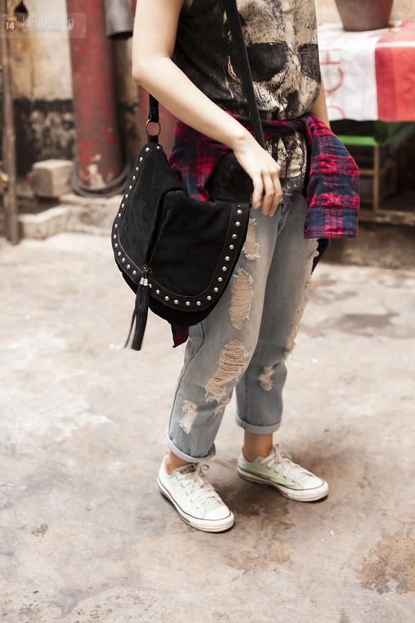 Street style giới trẻ tuần qua: Hà Nội cá tính, Sài Gòn điệu đà 15