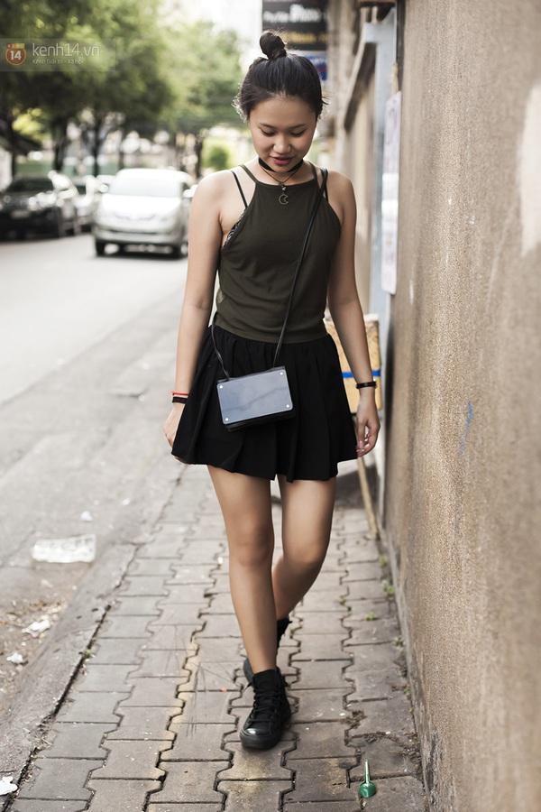 Street style giới trẻ tuần qua: Hà Nội cá tính, Sài Gòn điệu đà 16