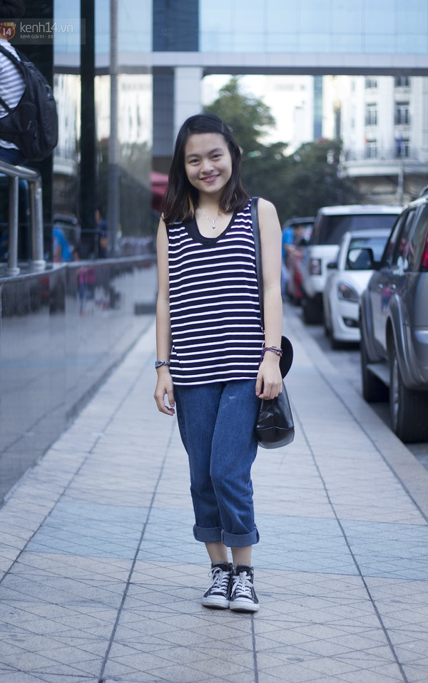 Street style giới trẻ tuần qua: Hà Nội cá tính, Sài Gòn điệu đà 4