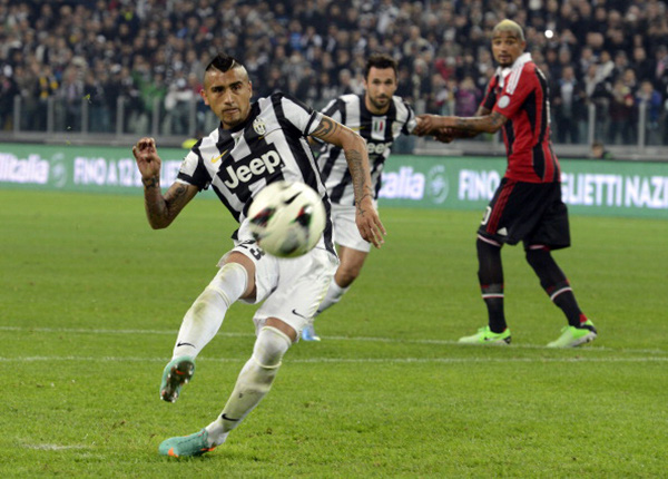 Juventus 1–0 AC Milan: Nối dài mạch bất bại 2