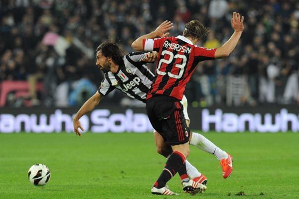 Juventus 1–0 AC Milan: Nối dài mạch bất bại 1