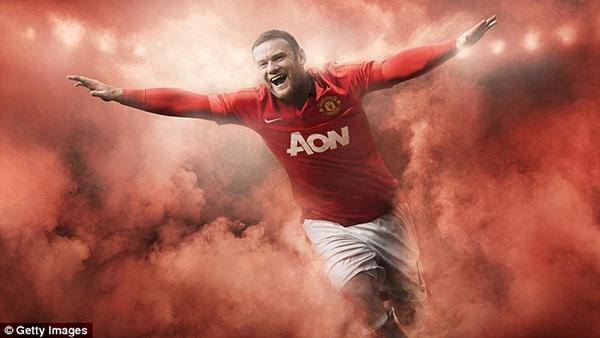 Hé lộ mẫu áo sân khách của Manchester United 4