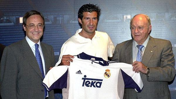 """Đội hình """"dải ngân hà"""" trị giá 16.800 tỷ đồng của Real Madrid 2"""