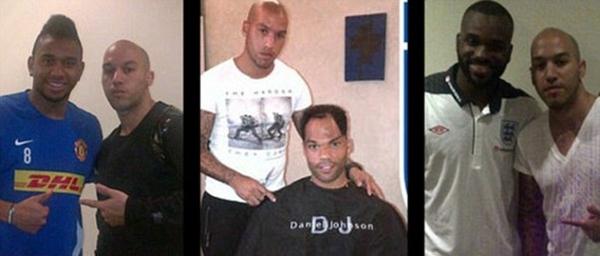 """Gặp anh chàng thợ cắt tóc """"ruột"""" của Gareth Bale, Rooney và Balotelli 7"""