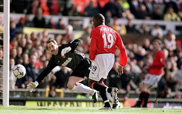 10 trận cầu đỉnh cao giữa Manchester United và Arsenal 3
