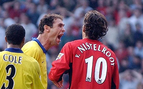 10 trận cầu đỉnh cao giữa Manchester United và Arsenal 6