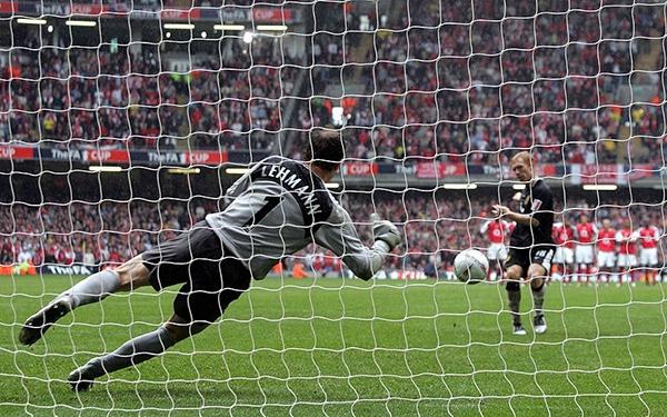 10 trận cầu đỉnh cao giữa Manchester United và Arsenal 8