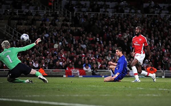 10 trận cầu đỉnh cao giữa Manchester United và Arsenal 9