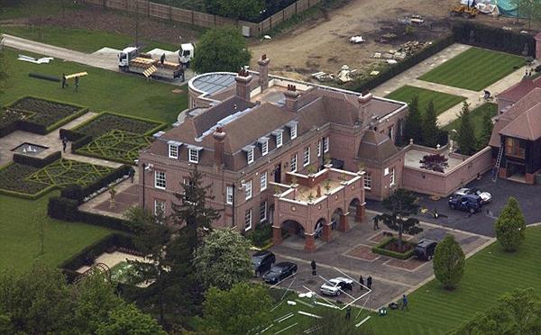 Beckham chuyển nhà đến siêu biệt thự 1.320 tỷ đồng 5