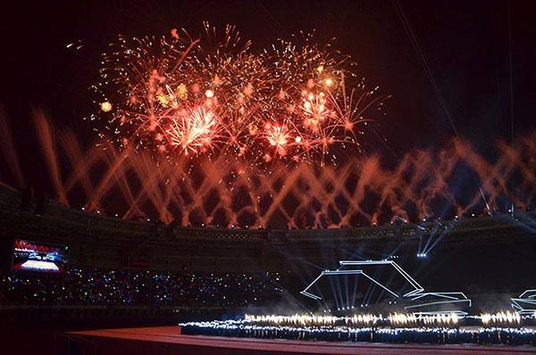 """SEA Games 27 khép lại với lễ bế mạc """"triệu đô"""" 9"""