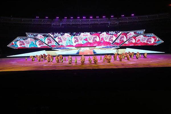 """SEA Games 27 khép lại với lễ bế mạc """"triệu đô"""" 3"""