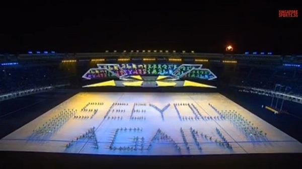 """SEA Games 27 khép lại với lễ bế mạc """"triệu đô"""" 2"""