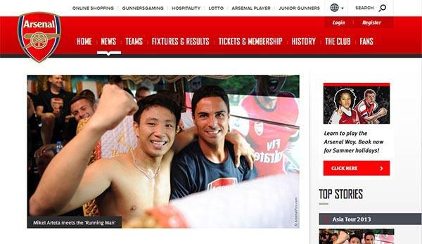 Nhìn lại những sự kiện thể thao Việt Nam ấn tượng nhất năm 2013 4
