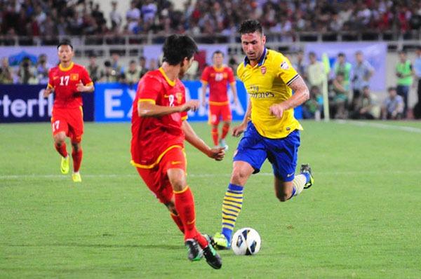 Nhìn lại những sự kiện thể thao Việt Nam ấn tượng nhất năm 2013 3