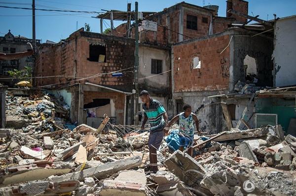 World Cup 2014 và những nỗi lo mất nhà của người dân nghèo 6