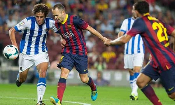 Tổng hợp Copa Del Rey: Barca hẹn Real ở trận Siêu kinh điển 1