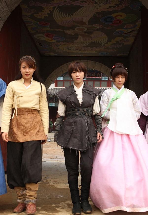 Ấn tượng với bộ ba sát thủ thời Chosun  3