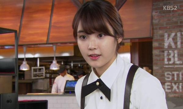 Soon Shin (IU) suýt ẩu đả với em gái người yêu 1