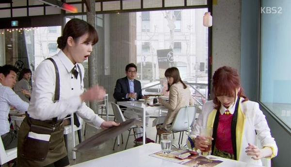 Soon Shin (IU) suýt ẩu đả với em gái người yêu 5