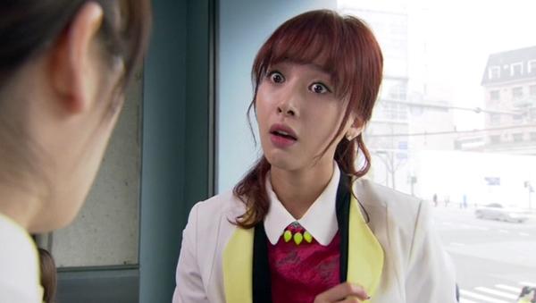 Soon Shin (IU) suýt ẩu đả với em gái người yêu 7