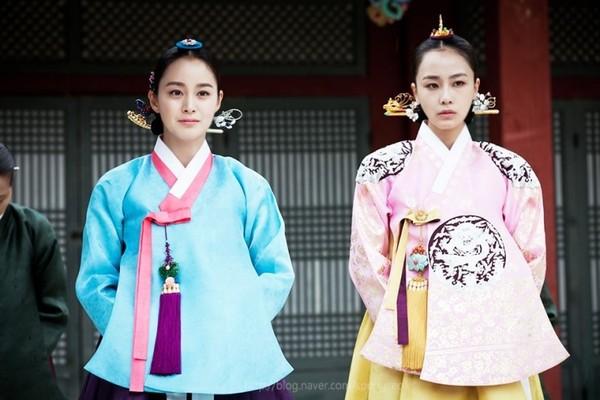 Jang Ok Jung (Kim Tae Hee) có nguy cơ vô sinh 6