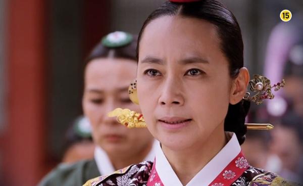 Jang Ok Jung (Kim Tae Hee) có nguy cơ vô sinh 3