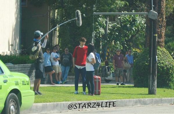 Lee Min Ho dắt Park Shin Hye chạy trốn 8