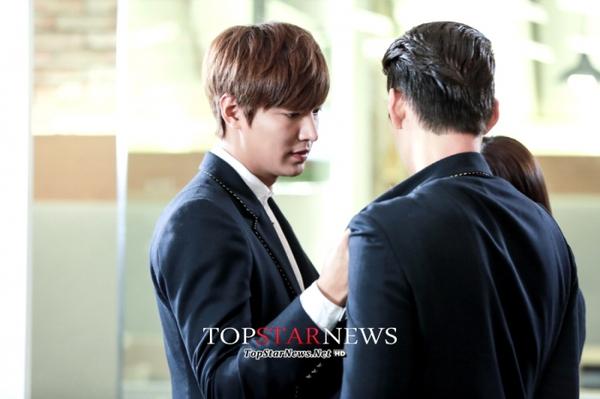 """Cách yêu """"bá đạo"""" của người thừa kế Kim Tan (Lee Min Ho) 10"""
