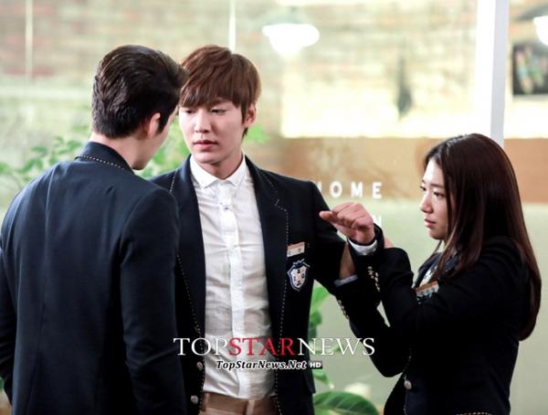 """Cách yêu """"bá đạo"""" của người thừa kế Kim Tan (Lee Min Ho) 11"""