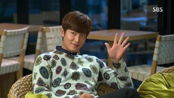 """Cách yêu """"bá đạo"""" của người thừa kế Kim Tan (Lee Min Ho) 8"""