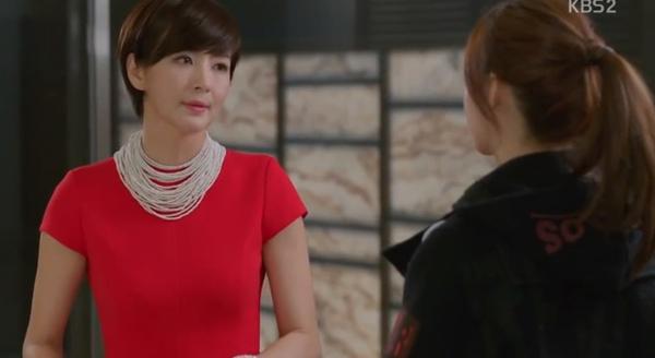 Da Jung (Yoona) bị tạt nước ướt nhẹp 4