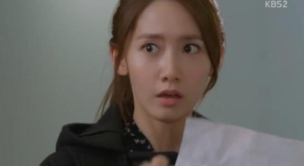 Da Jung (Yoona) bị tạt nước ướt nhẹp 5