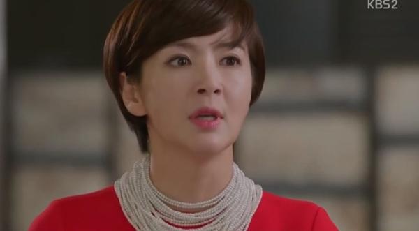 Da Jung (Yoona) bị tạt nước ướt nhẹp 6