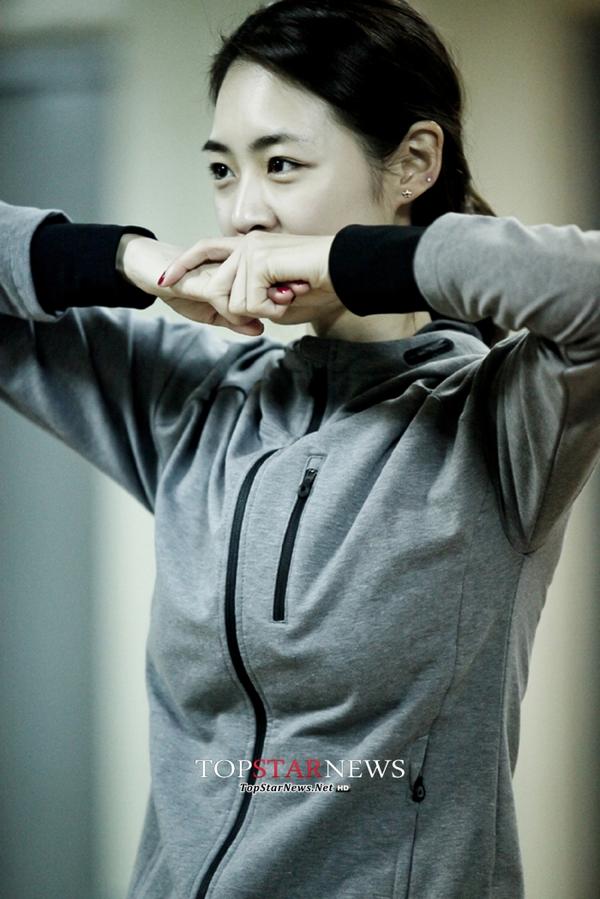 """""""Hoa hậu Hàn Quốc"""" Lee Yeon Hee khoe mặt mộc hoàn hảo 2"""