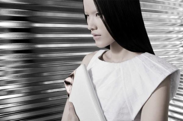 Tuyết Lan làm mẫu cho bộ ảnh quảng bá của thương hiệu nước ngoài 4