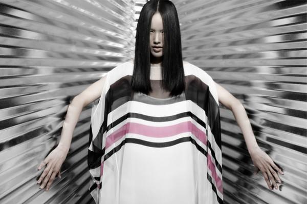 Tuyết Lan làm mẫu cho bộ ảnh quảng bá của thương hiệu nước ngoài 10