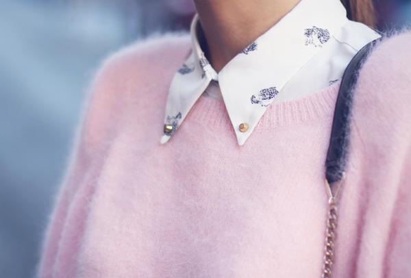 """Mohair sweater – Item siêu hot """"không-thể-thiếu"""" mùa Đông 2013 13"""