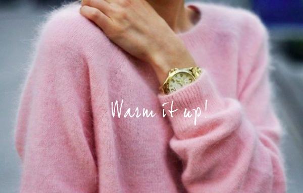 """Mohair sweater – Item siêu hot """"không-thể-thiếu"""" mùa Đông 2013 1"""
